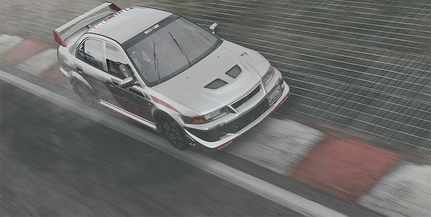 Project CARS 2 screenshot Mitsubishi Lancer Evolution