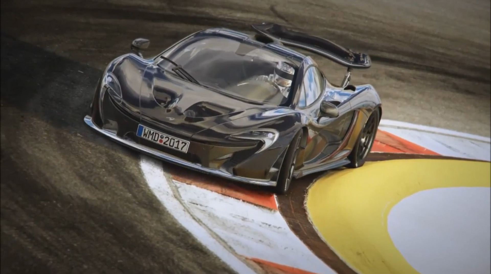 The first Project CARS 2 footage has leaked - and it looks incredible