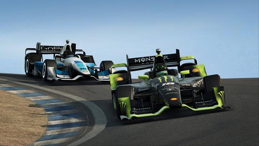 raceroom racing experience formula raceroom open wheel 2017 teaser preview laguna seca mazda raceway