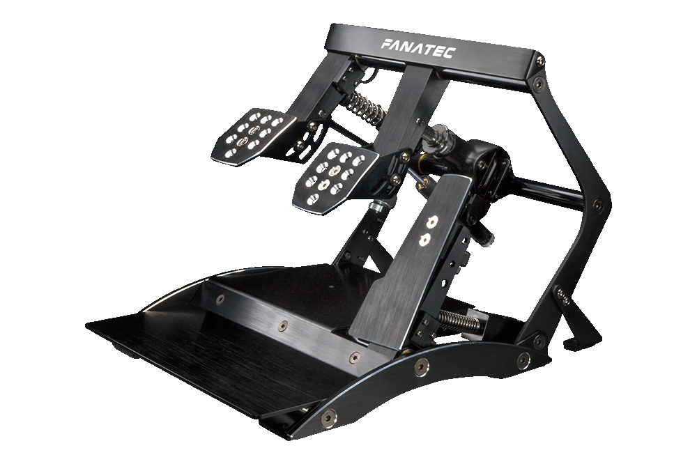 Fanatec release high-end inverted ClubSport V3 pedals