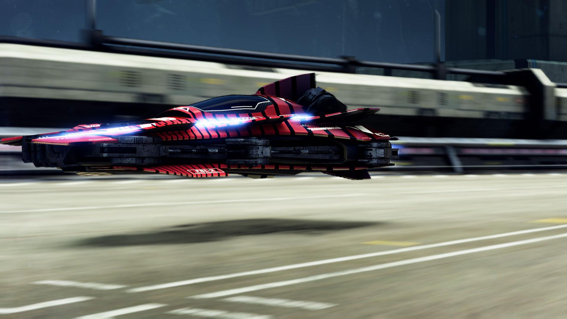 FAST Racing Neo screenshot