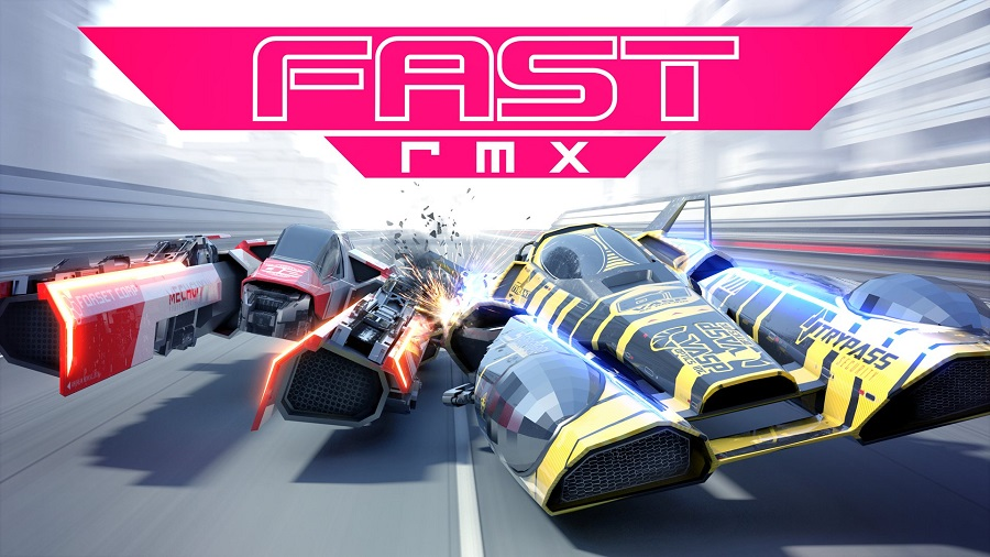 FAST RMX will now be a Switch launch title