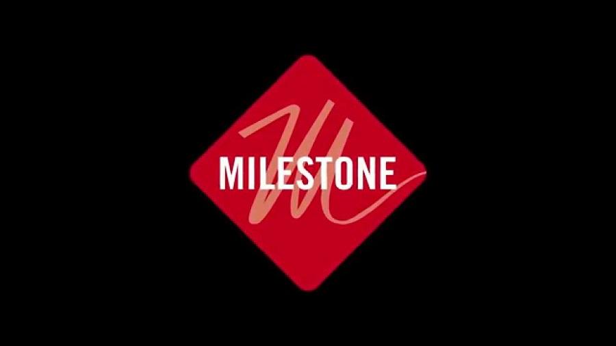 milestone logo Italian racing game developer