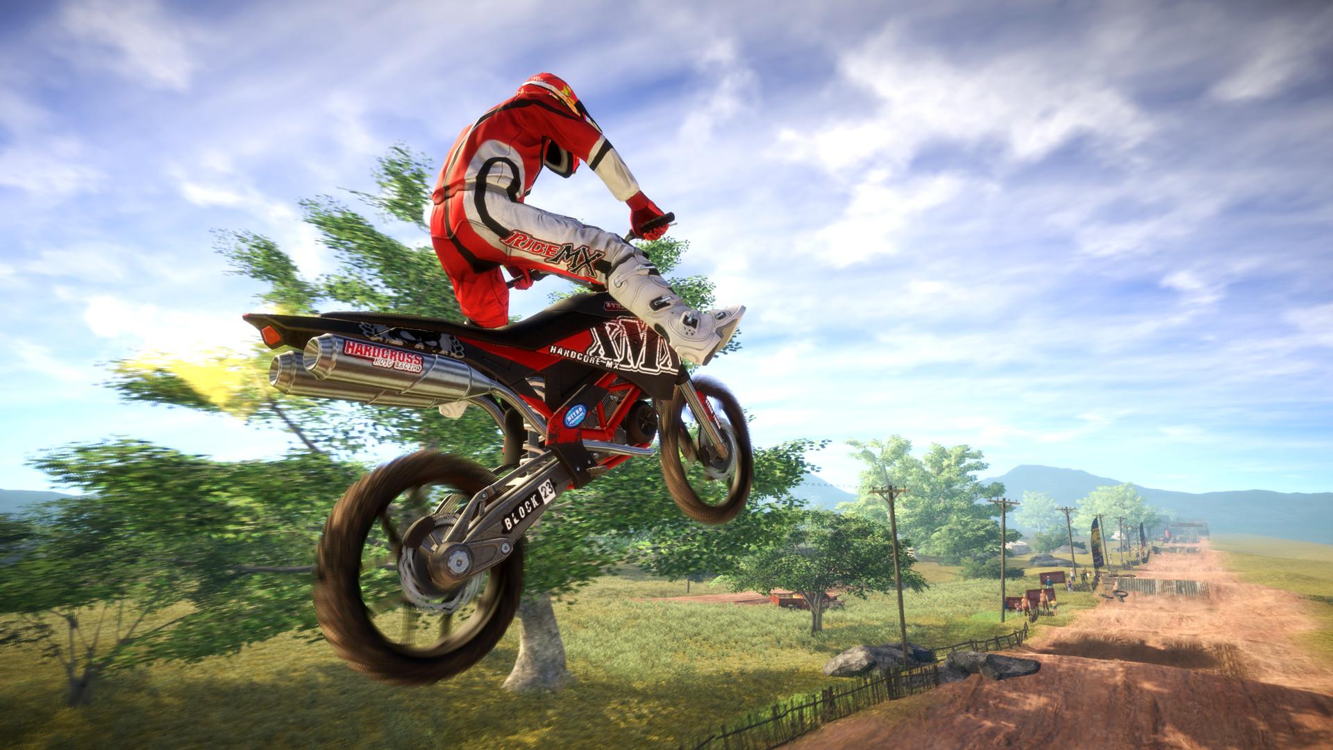 mx nitro pc ps4 xbox one motocross trials