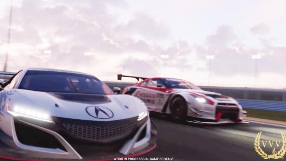 project cars 2 nissan gtr racing car acura