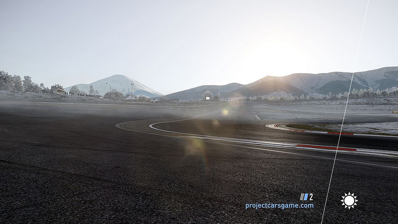 First official Project CARS 2 screens showcase beautiful environmental effects