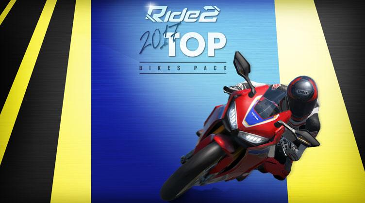 ride 2 2017 top bikes dlc pack