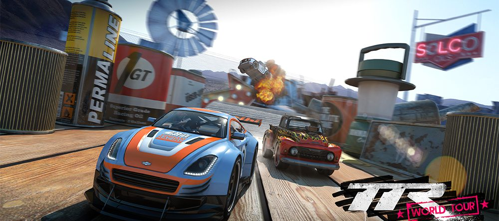 Table Top Racing: World Tour to launch on Xbox One next month - Team VVV