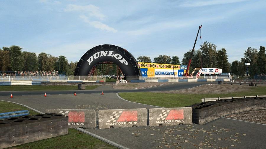 raceroom racing experience r3e mantorp park