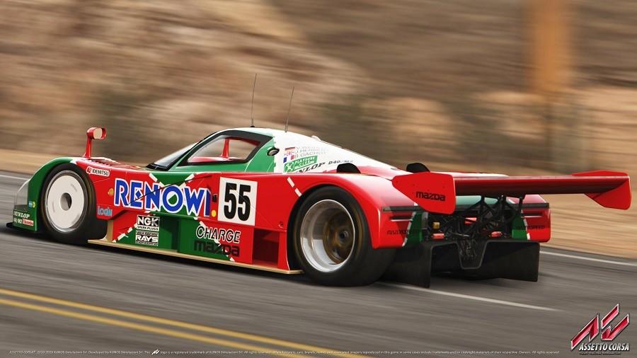 Assetto Corsa Mazda 787b Amp Mx 5 Team Vvv