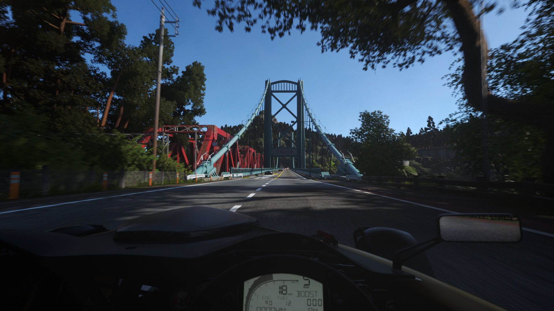 DriveClub VR screenshot PS4 PSVR Playstation VR