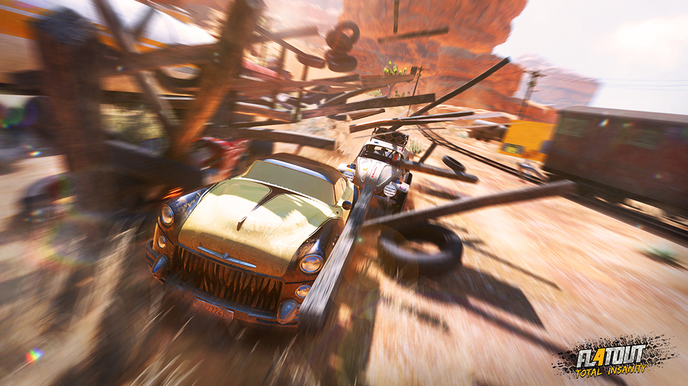 FlatOut 4: Total Insanity screenshot 2 PS4 Xbox One PC