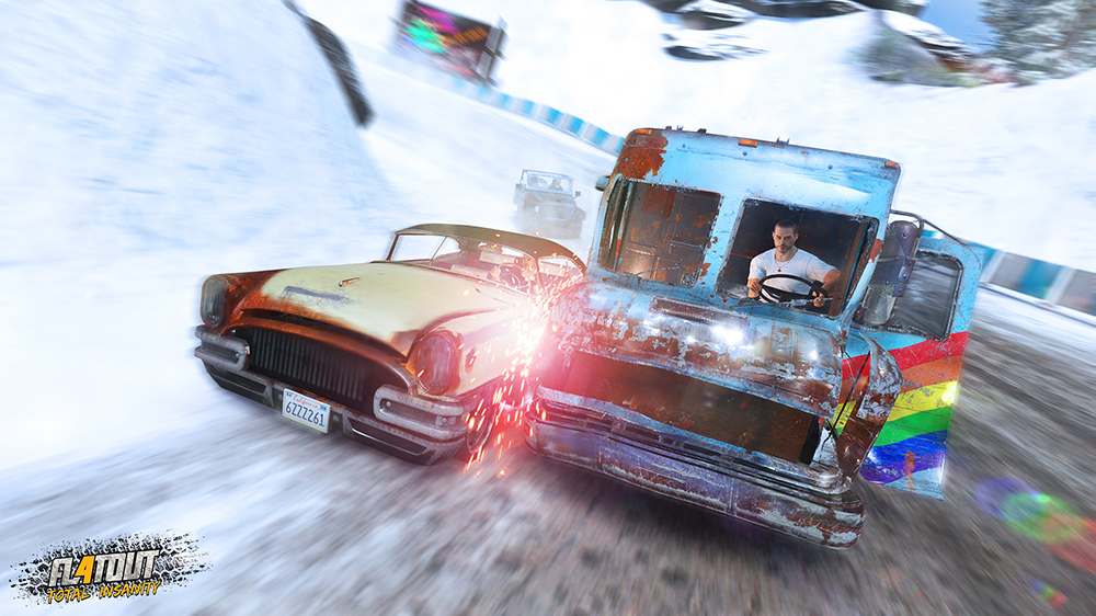 FlatOut 4: Total Insanity screenshot 4 PS4 Xbox One PC