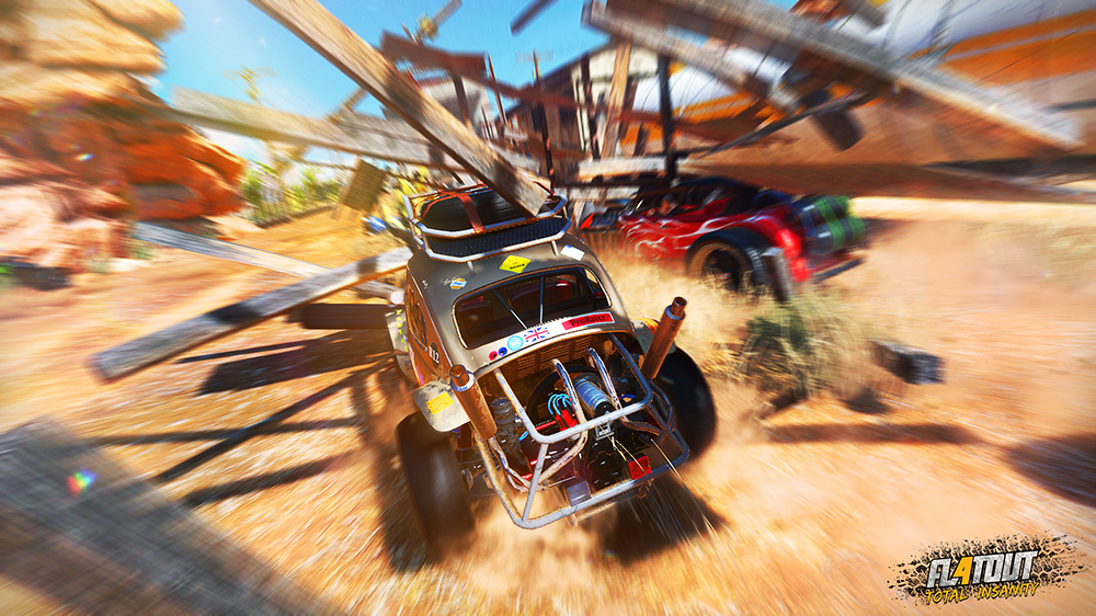 FlatOut 4: Total Insanity screenshot 5 PS4 Xbox One PC
