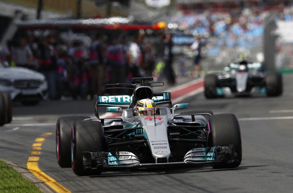 F1 2017 Australian GP FP2 Report: Lewis Stays Top, Lots Of Sandbagging On Times