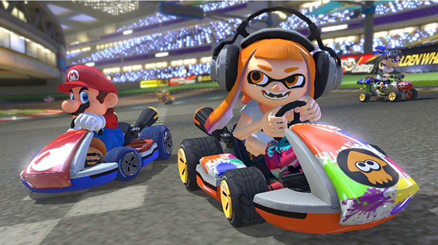 Nintendo reveals new details on Mario Kart 8 Deluxe