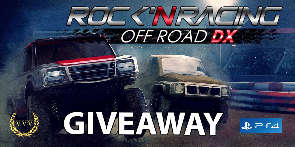 Rock'N Racing Off Road DX PS4
