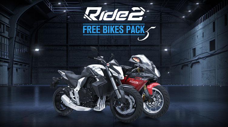 ride 2 free bikes pack 5 main art