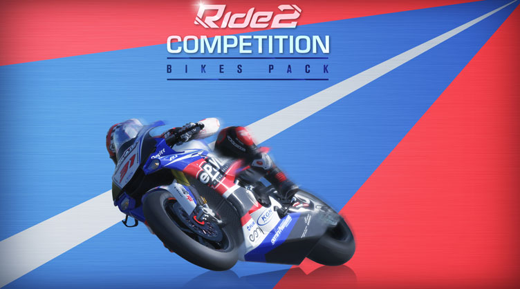 Ride 2 Competition Bikes Pack DLC