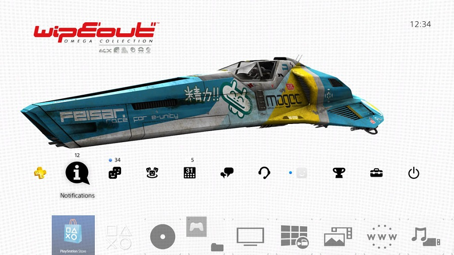 wipeout omega collection release date