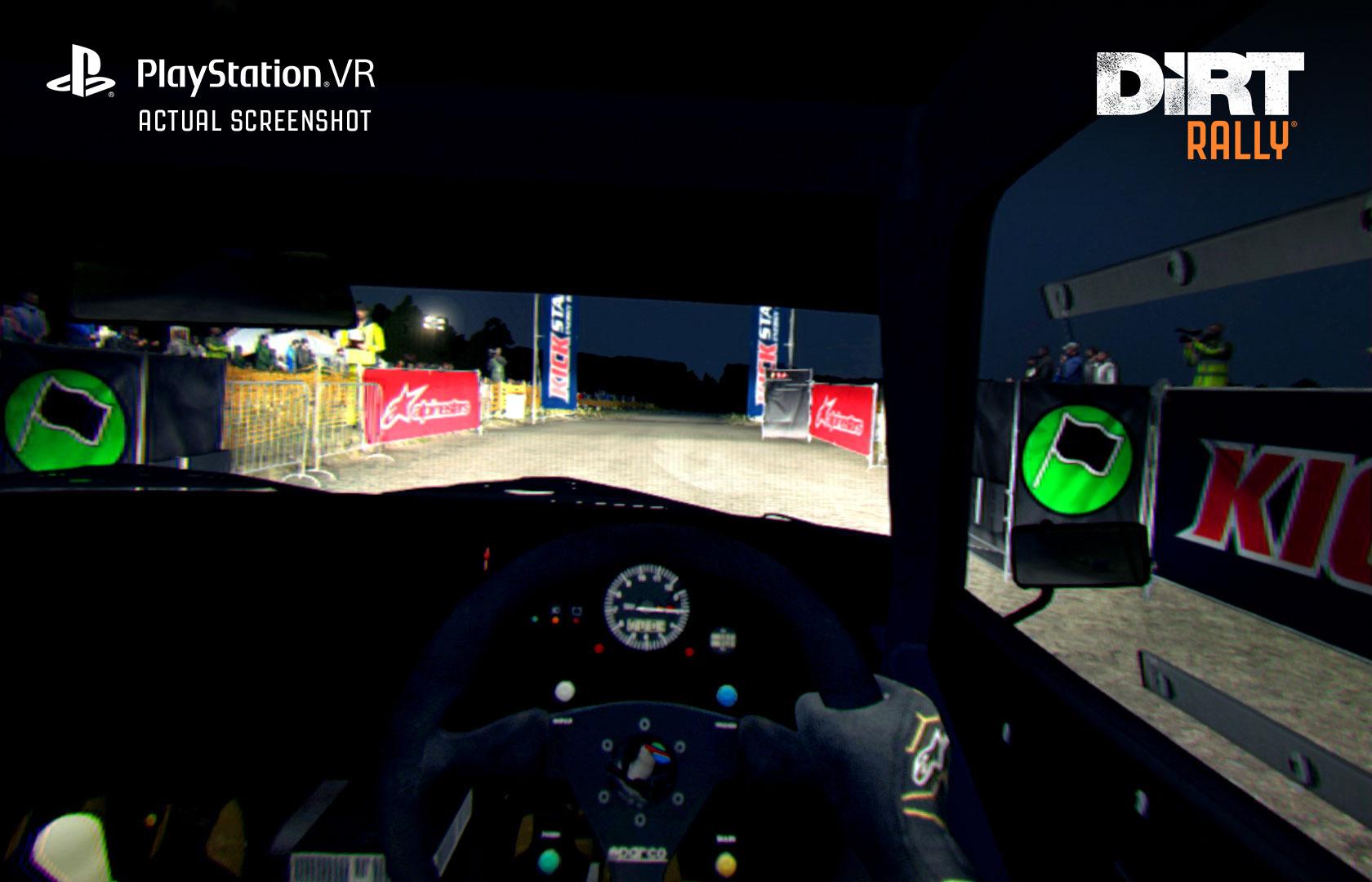 DiRT Rally PSVR screenshot 2