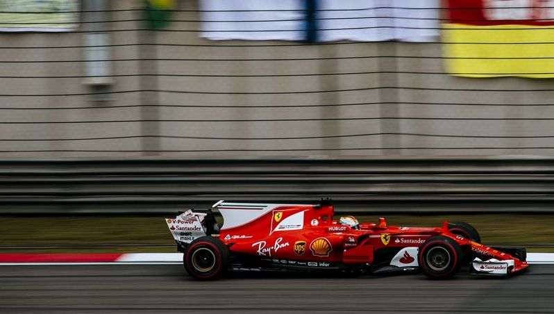 F1 2017 Chinese Grand Prix FP3 Report: Vettel Back On Top
