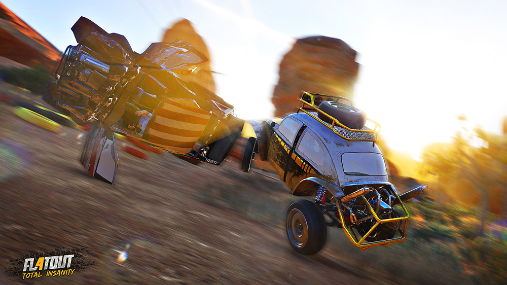 Flatout 4: video guide on how to unlock all the vehicles