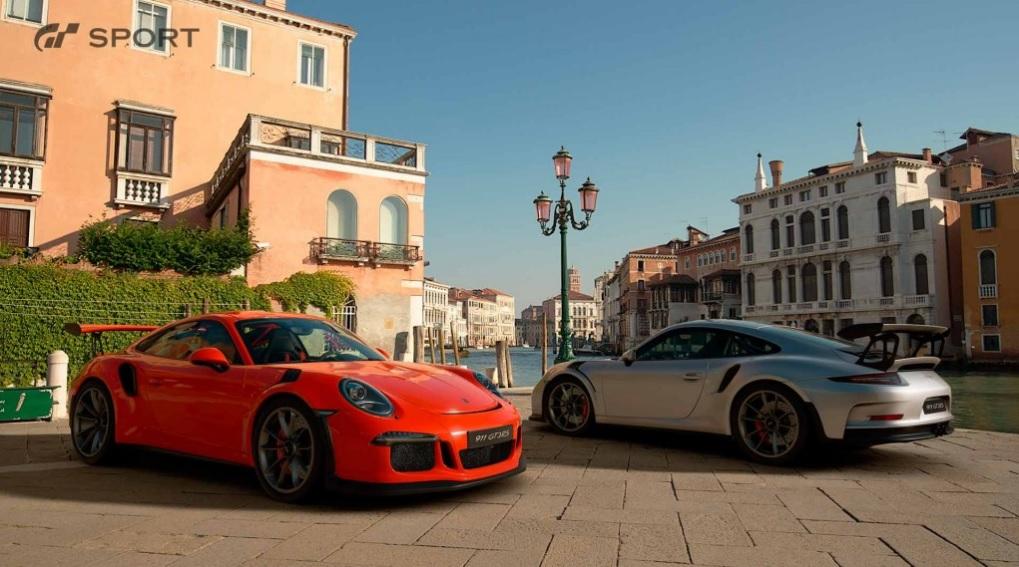 gran turismo sport porsche 911 gt3 rs