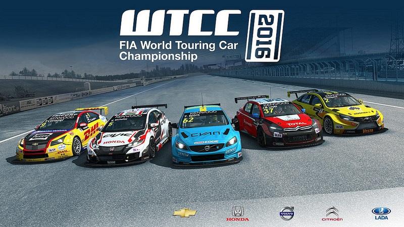 raceroom racing experience wtcc 2016