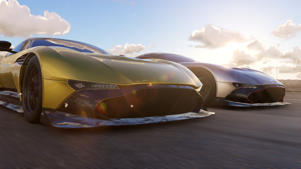 aston martin vulcan project cars 2