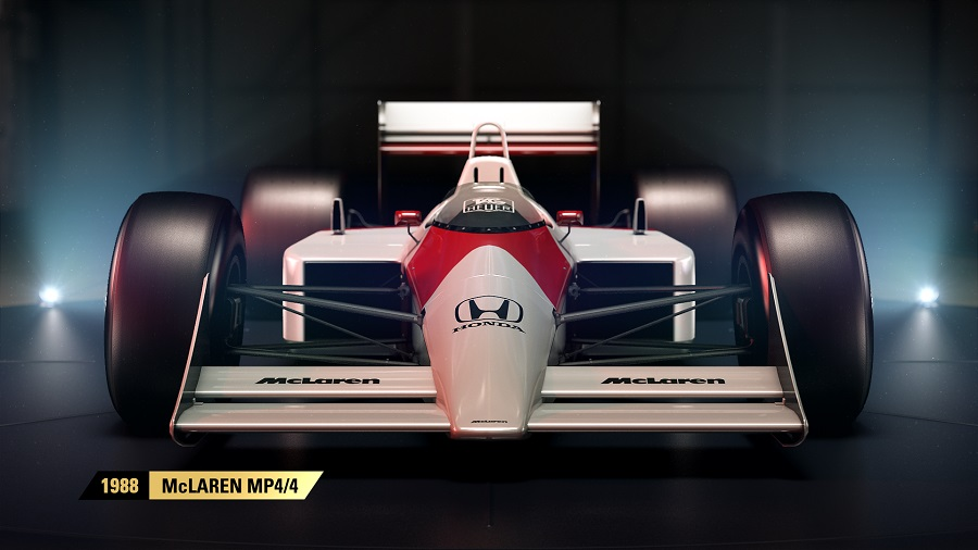 Classic cars return in F1 2017 this August, new trailer released