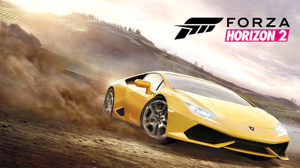 Forza Horizon 2 artwork Xbox One