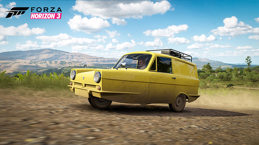 Forza  Horizon 3 Reliant Regal