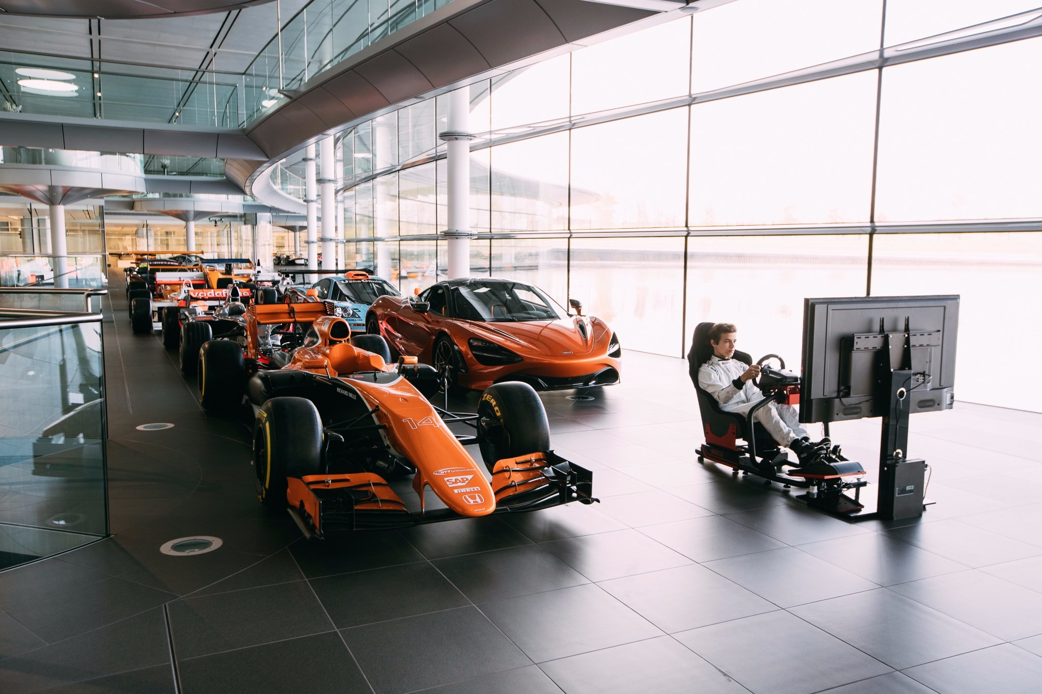McLaren to employ 'World's Fastest Gamer' esports winner as simulator driver