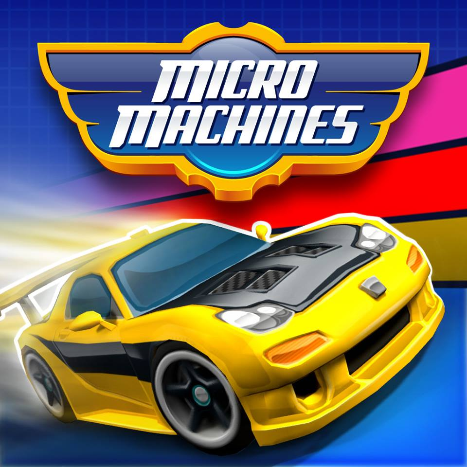 Micro Machines World Series preview gameplay & team chat