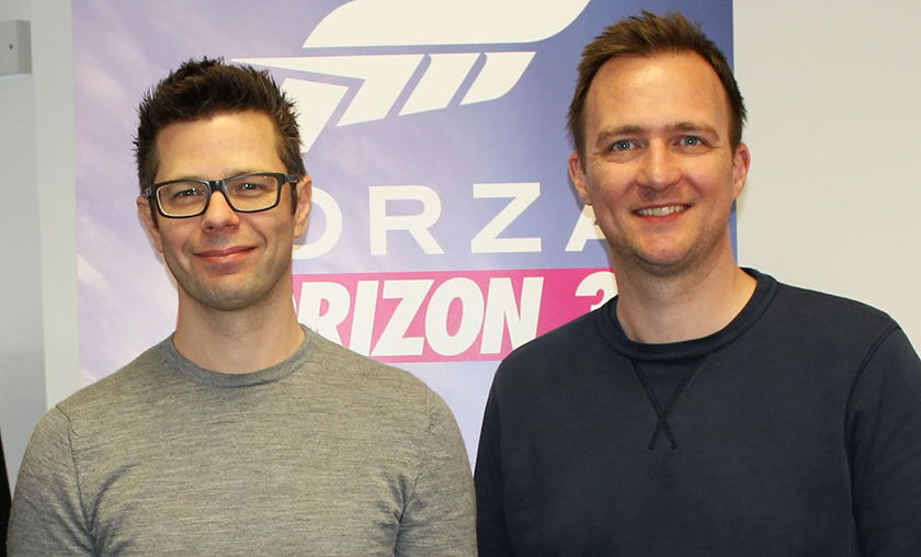 Playground Games share the secrets of Forza Horizon's success