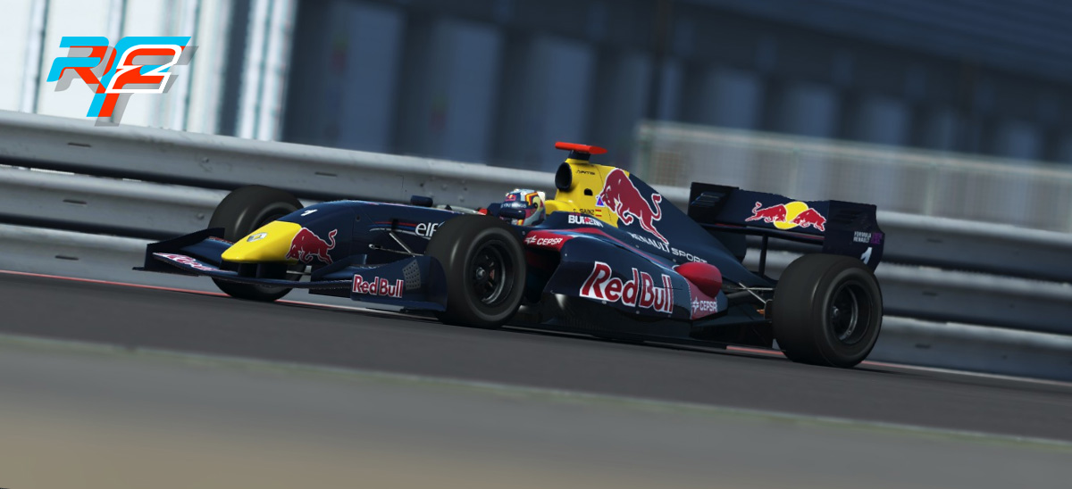 DX11 and VR open beta released for rFactor 2