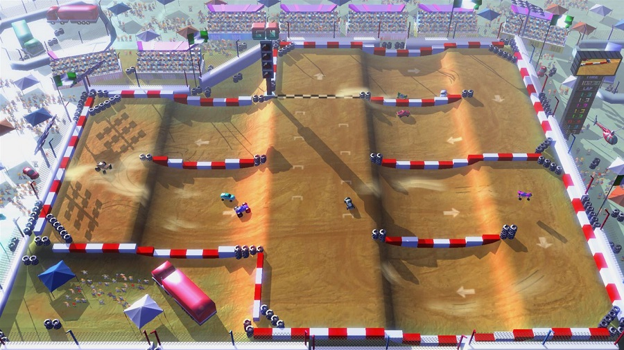 Rock N Racing Off Road DX race