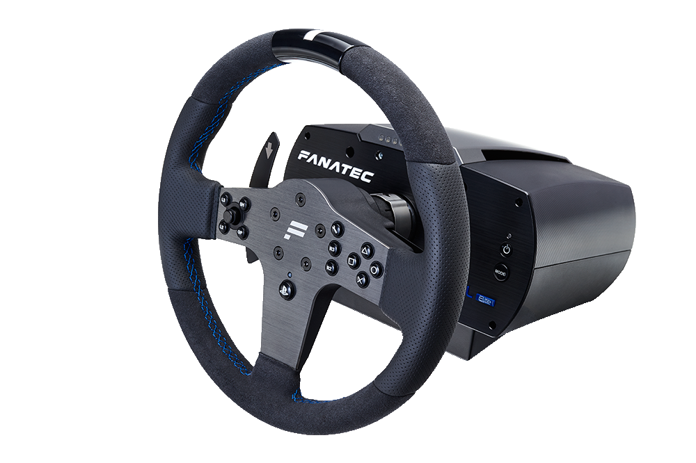 Fanatec reveals PlayStation 4-compatible CSL Elite Racing Wheel