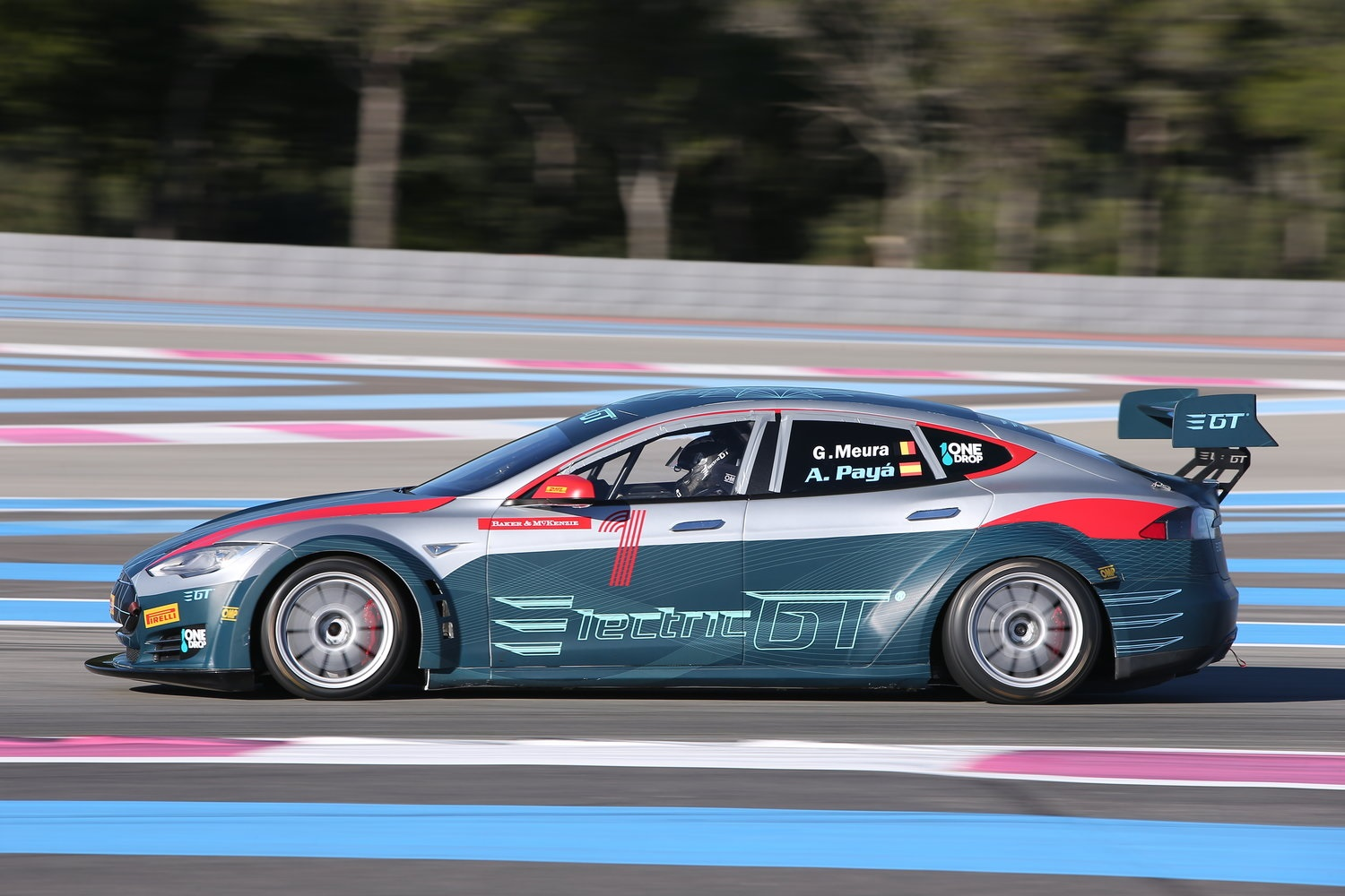 Electric GT Championship teases upcoming 'Virdual Race' competition