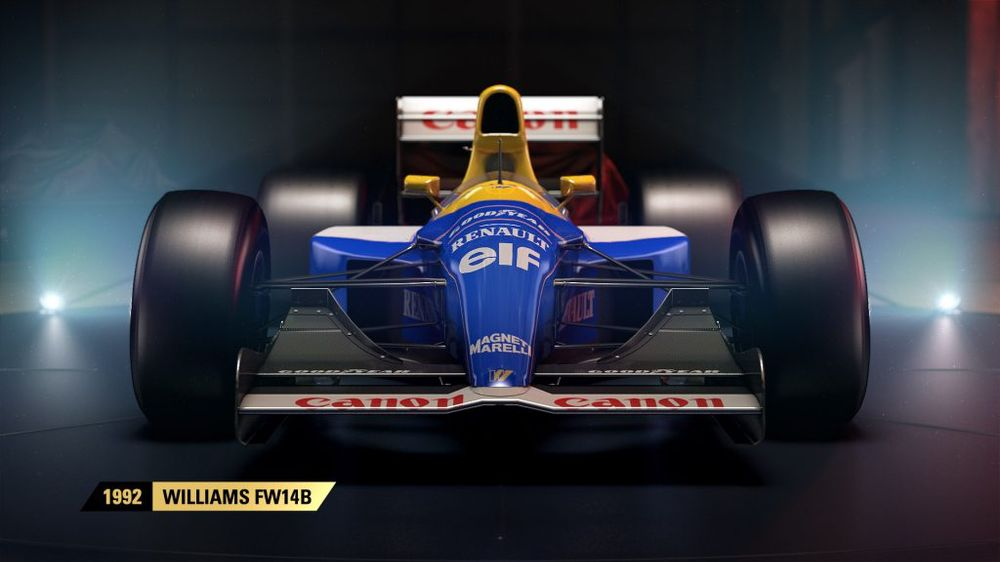 Have a listen to F1 2017's improved audio