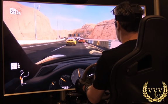 Hands on with Forza Motorsport 7 with a racing wheel