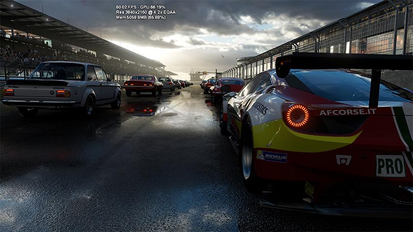 Forza Motorsport 7 Project Scorpio