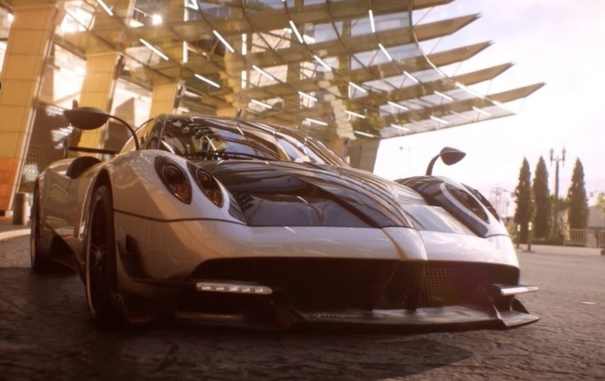 need for speed payback pagani