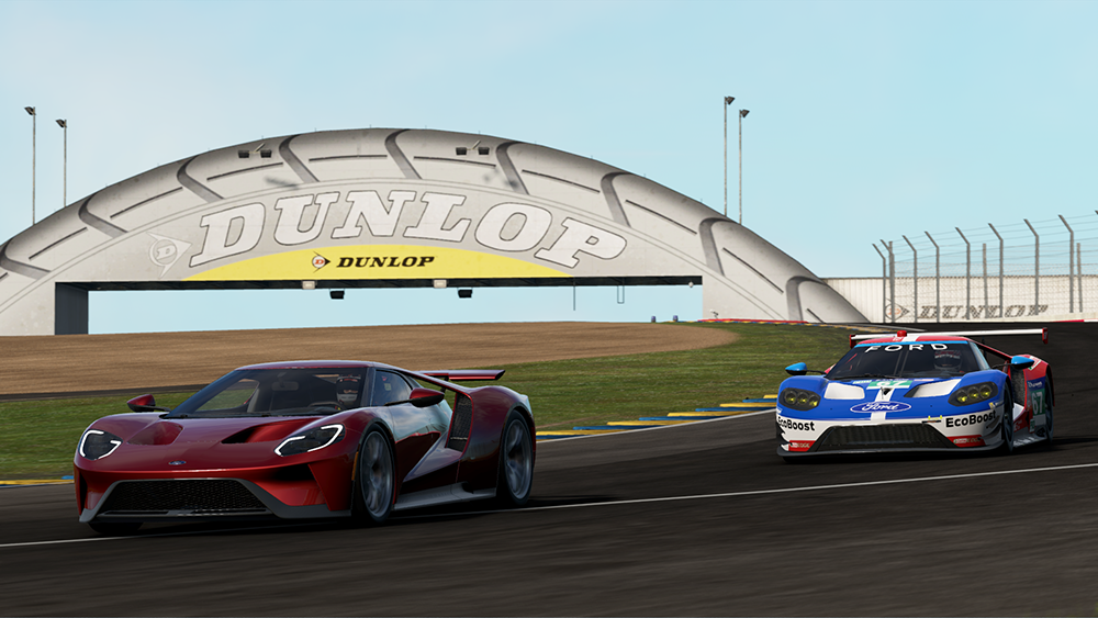 Previously Only Accessible In Forza Motorsport  And Forza Horizon  As Dlc The Ford Gt Gtlm Will Also Be Making Its First On Disc Appearance In A Racing