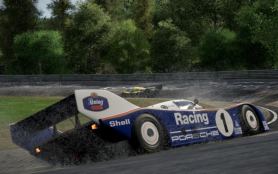 project cars 2 porsche nurburgring