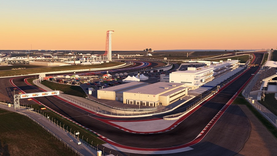 project cars 2 circuit of the americas track