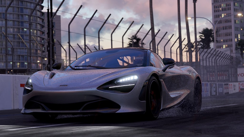 Project CARS 2 McLaren 720s