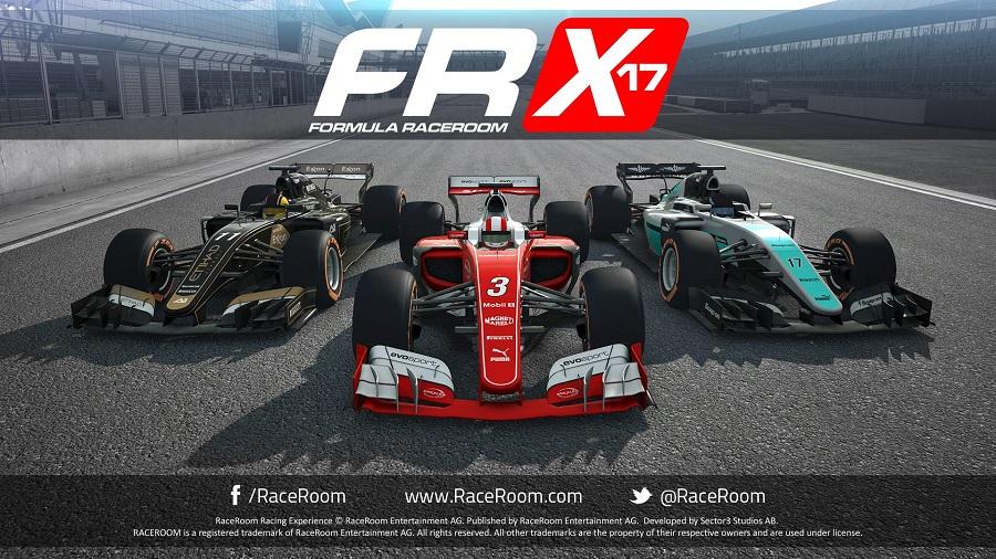 raceroom formula x-17