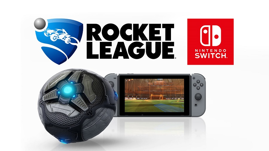 Rocket League is heading to the Switch with cross-play